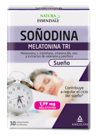 Soñodina Melatonina Tri